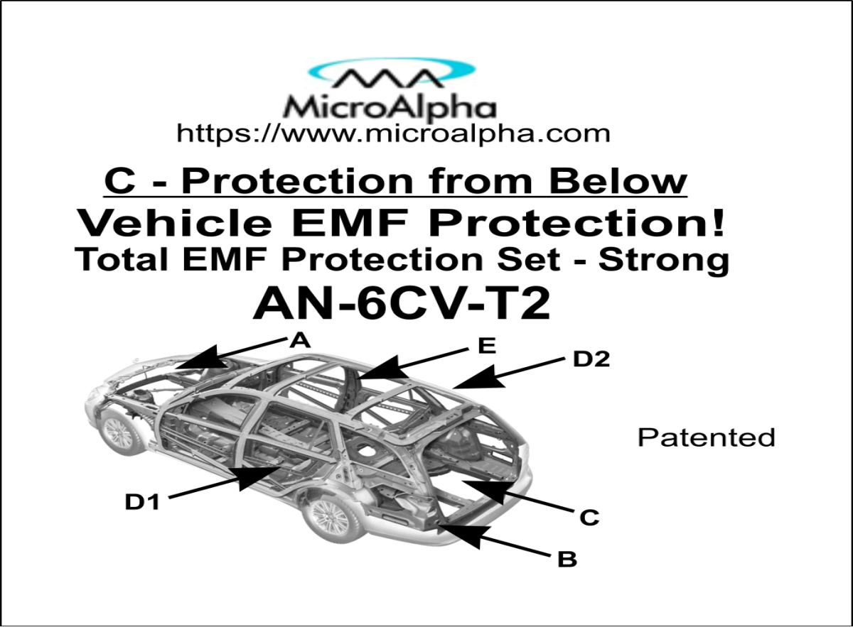 Vehicle - Wi-Fi and other EMFs Protection!